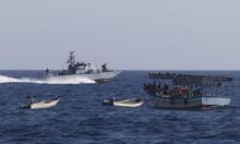 بحرية الاحتلال تعتقل 10 صيادين في بحر غزة