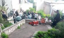 حيفا: الشرطة تقتحم منزلا تحصن بداخله شاب اعتدى على مسنين