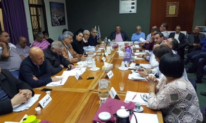 """المجلس البلدي في الناصرة يخفق بإقرار """"ميزانية 2018"""""""
