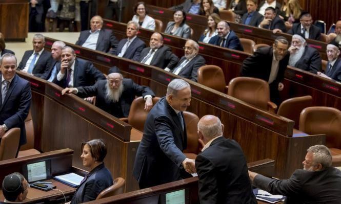 """احتواء أزمة الائتلاف بإقرار قانون إعفاء """"الحريديم"""" من التجنيد"""