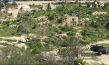 صورة من قرية لفتا المُهجّرة، قضاء القُدس