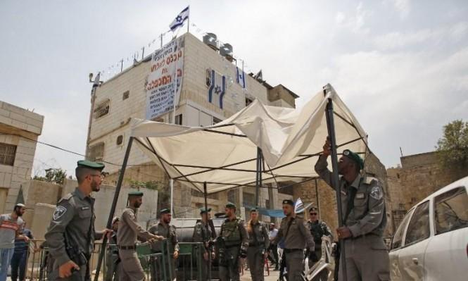العليا تلزم المستوطنين بإخلال منزل عائلة أبو رجب بالخليل
