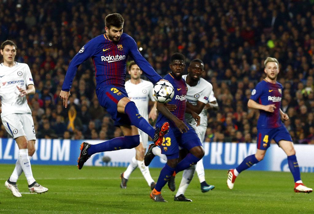 ميسي يقود برشلونة للتأهل على حساب تشيلسي