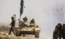 موسكو تحذر واشنطن من قصف دمشق واحتدام المعارك بالغوطة