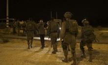 اعتقال 7 فلسطينيين والاحتلال يقتحم الولجة ويعزل عزون