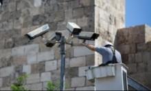 الخليل: الاحتلال ينصب كاميرات مراقبة على مدخل يطا الشمالي