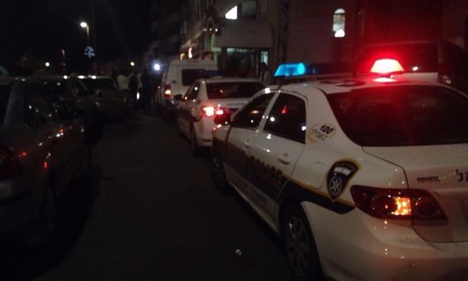 الناصرة: إصابة متوسطة لرجل أصيب بإطلاق نار