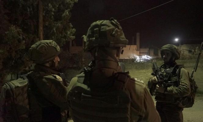 إصابة 38 فلسطينيا في مواجهات مع الاحتلال بالعيزرية