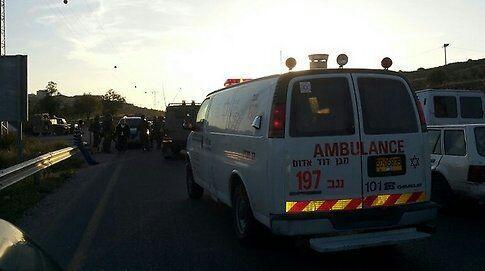 مقتل جنديين إسرائيليين وجرح 3 بعملية دهس قرب جنين