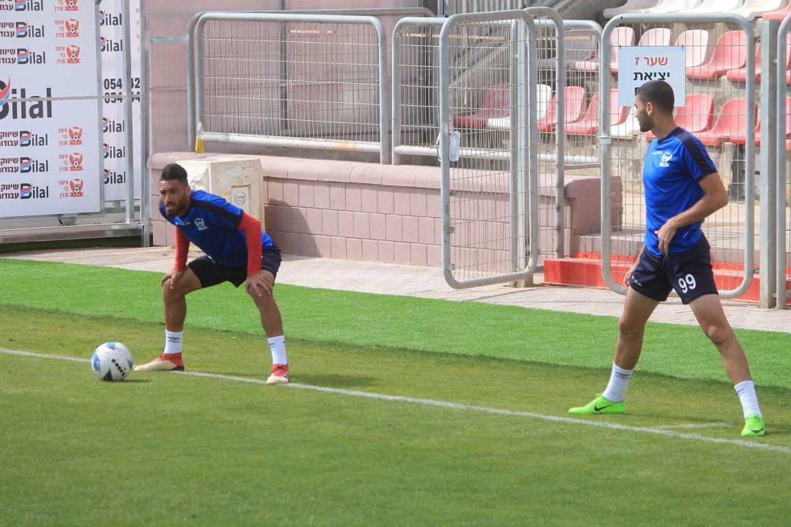 خلايلة يتحدث عشية العودة للعب في استاد الدوحة