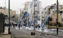 الاحتلال يقمع مسيرة فلسطينية في بيت لحم