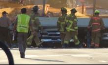مصرع 4 أشخاص في انهيار جسر جامعة فلوريدا