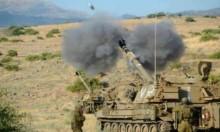 جيش الاحتلال يزود دباباته بالمدافع المتطورة