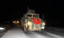 الجيش التركي يرسل تعزيزات عسكرية لسورية