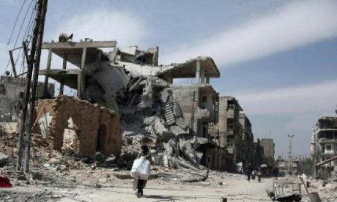 مقتل 10 مدنيين في غارات على الغوطة الشرقية