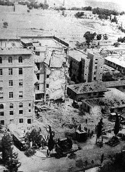 70 عاما على النكبة – تفجير فندق الملك داوود (11)
