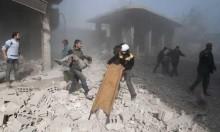 30 قتيلا مدنيا بقصف للنظام السوريّ والمعارضة تُسقط طائرة بالغوطة