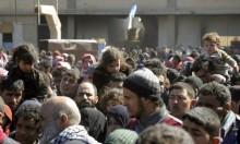 نزوح وتقسيم: النظام السوري يكثف قصفه للغوطة