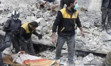 37 قتيلا مدنيا بقصف للنظام السوريّ على الغوطة
