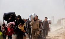 نزوح عشرات آلاف عن الغوطة مع تواصل قتل المدنيين