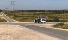 """حدث أمني قرب """"أشكول"""" والجيش يستنفر قبالة غزة"""