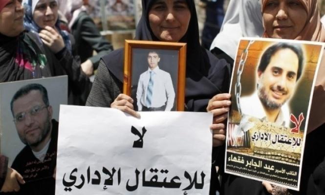 الاحتلال يصدر 4 آلاف اعتقال إداري خلال 3 سنوات