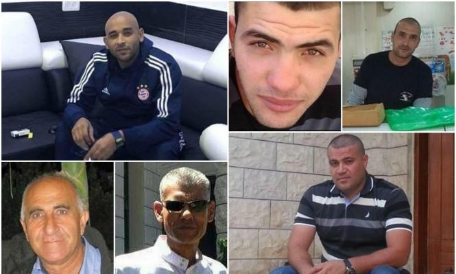 جرائم القتل: 6 ضحايا عرب منذ مطلع العام