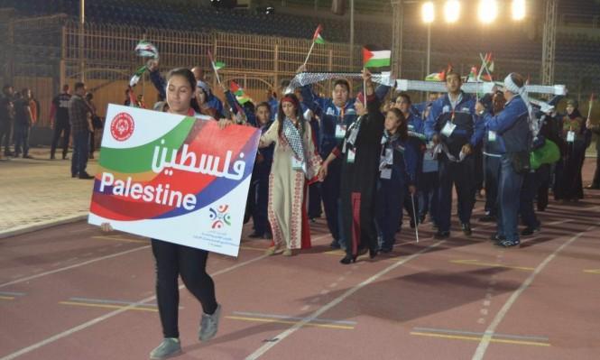 بطولة عمان الدولية لألعاب القوى:  فلسطين تحصد فضيتين وبرونزية
