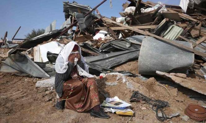 أم الحيران تستنجد: الشرطة تخطط لاقتحام القرية الأربعاء