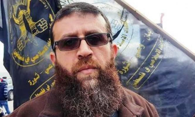 نقل الشيخ خضر عدنان من سجن مجدو إلى رامون