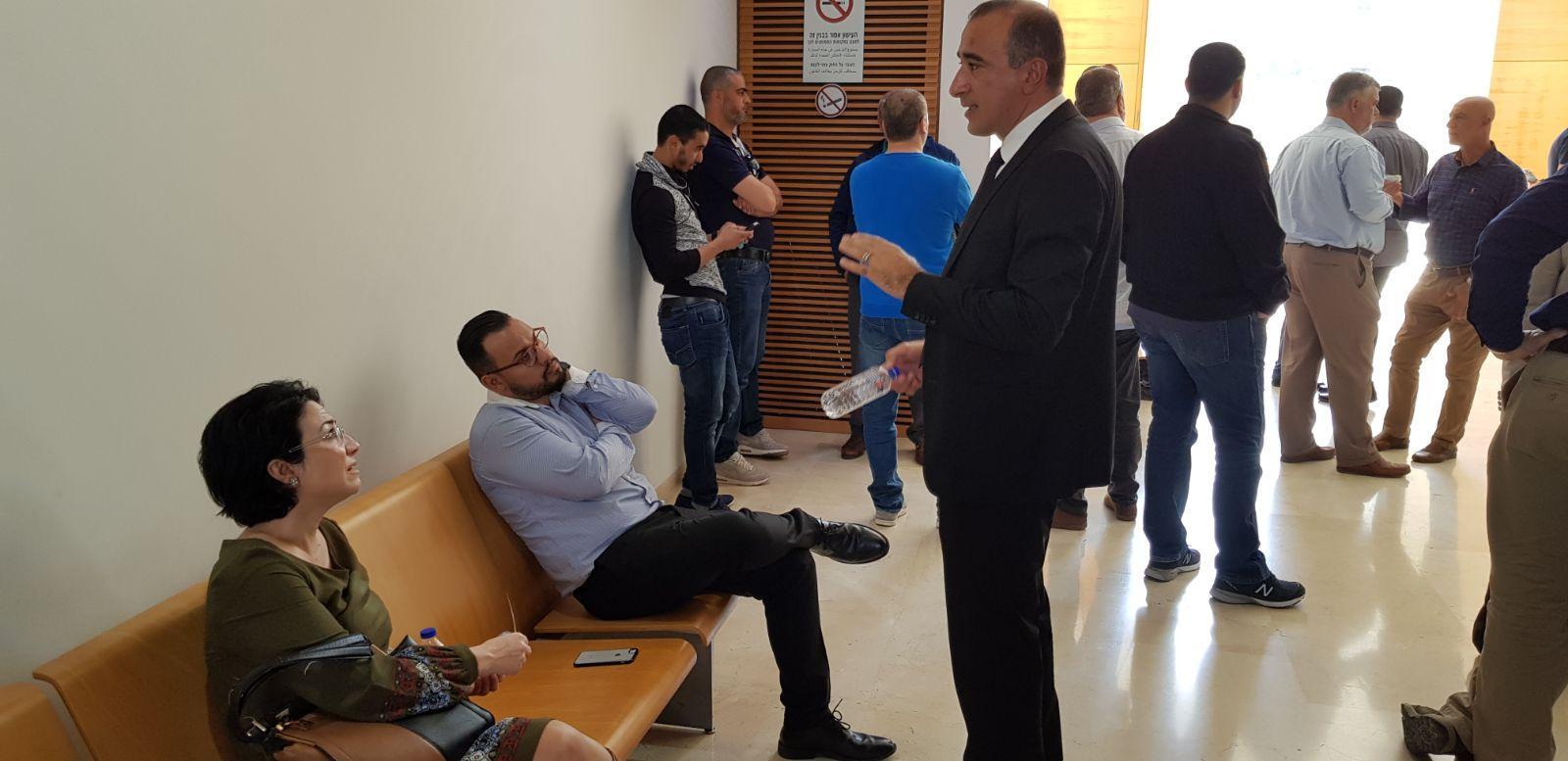 موافقة مبدئية على طلب إحالة الشيخ رائد صلاح للحبس المنزلي