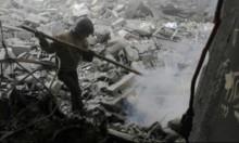 سورية: تواصل الغارات على الغوطة واستعدادات كردية لهجوم تركي