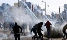 اللبن الشرقية: الاحتلال يقمع طلبة المدارس بالغاز المدمع