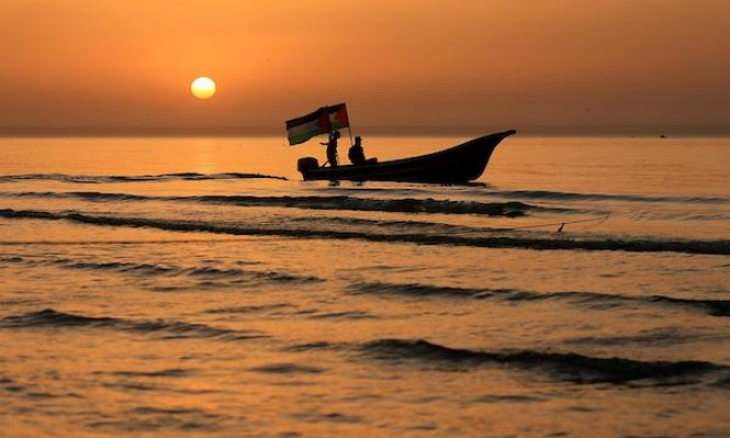 غزّة تستقبل شروق الشّمس على طريقتها