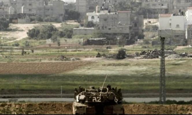قوات الاحتلال تستهدف المزارعين بخان يونس وتتوغل في القطاع