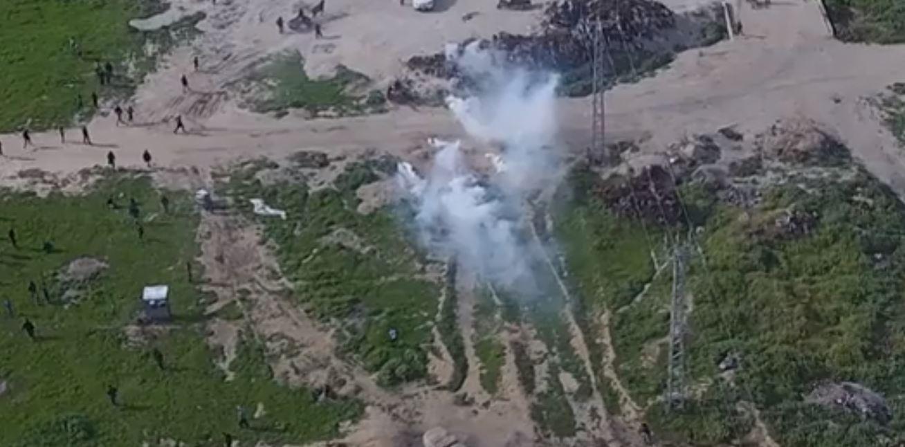 """الاحتلال يطوّر طائرة مسيرة قاذفة للقنابل لقمع """"مسيرة العودة الكبرى"""""""