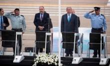 قصف المفاعل السوري: نتنياهو يمجد وليبرمان يحذر من الضرر الأمني