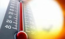 حالة الطقس: أجواء خماسينية حارة والحرارة فوق الـ30