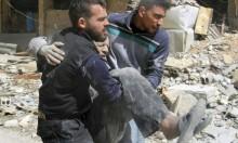 19 قتيلًا مدنيًا بالغوطة بمجازر للنظام وروسيا