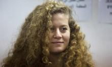 """منظّمة عالمية: """"اعتقال عهد التّميمي انتقام من أطفال فلسطين"""""""