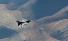 """سقوط طائرة """"إف 16"""" تركية وسط البلاد"""
