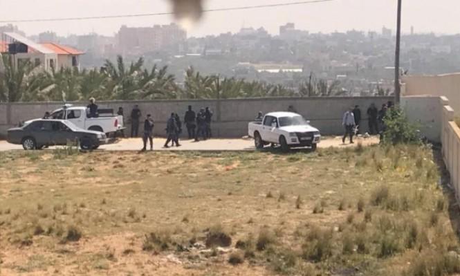 غزة: مقتل أبو خوصة المتهم بتفجير موكب الحمد الله