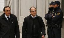أمر اعتقال بحق  المرشح الوحيد لرئاسة إقليم كاتالونيا