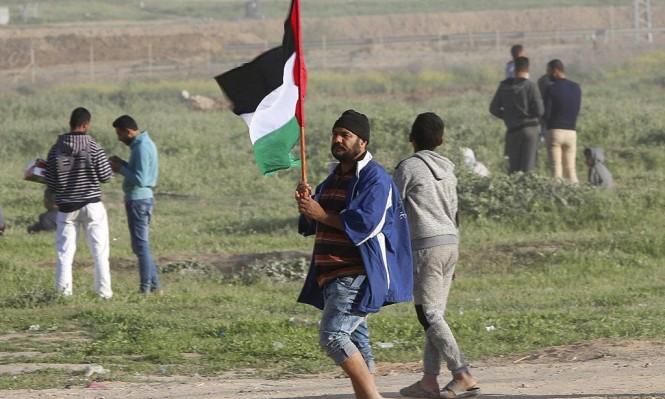 غزة: مواجهات مع قوات الاحتلال