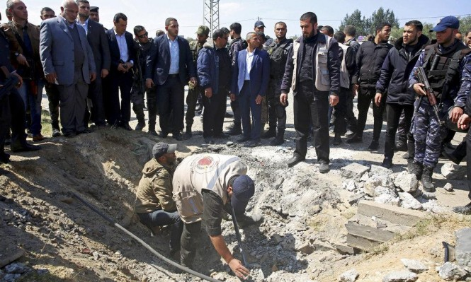 حماس: ادلة دامغة تدين أبو خوصة بتفجير موكب الحمدالله