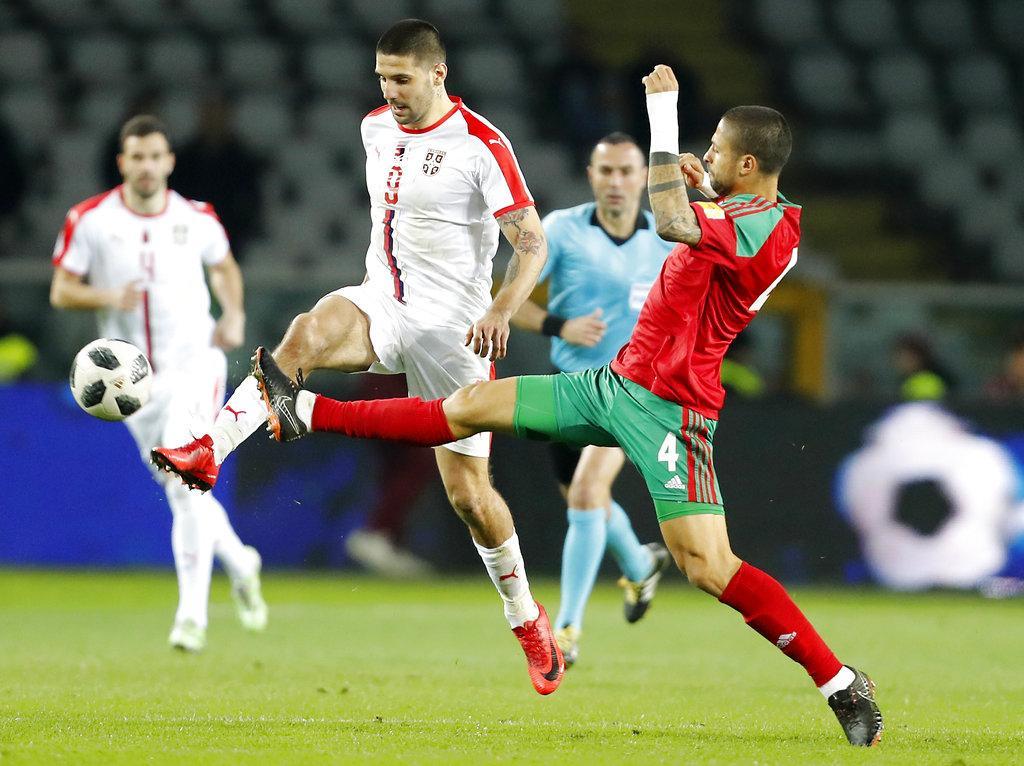 المغرب يقهر صربيا وديا بهدفين مقابل هدف