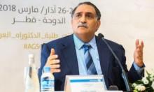"""بشارة يفتتح أعمال مؤتمر """"طلبة الدكتوراه العرب بالجامعات الغربية"""""""