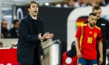 مدرب إسبانيا يعقب بعد التعادل أمام ألمانيا