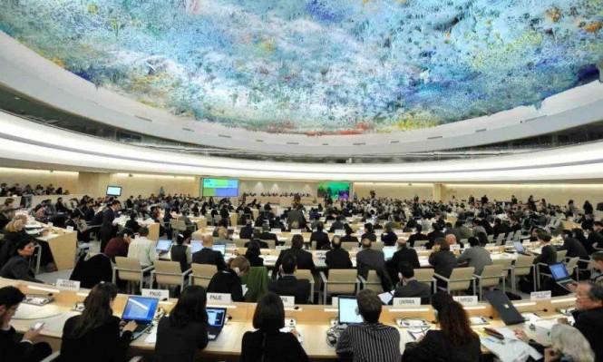 ليبرمان يدعو للانسحاب من مجلس حقوق الإنسان بالأمم المتحدة