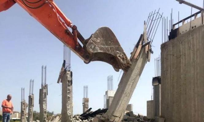 دير الأسد: مواطن يقدم على هدم منزله